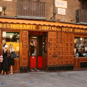 Botin, the World's Oldest Restaurant