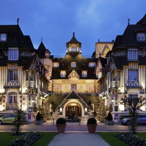Hotel Normandy in Deauville