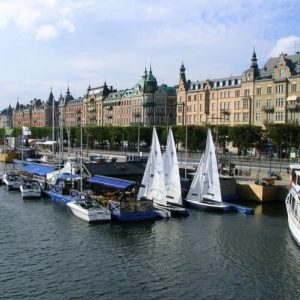 Europe's Most Beautiful Ports