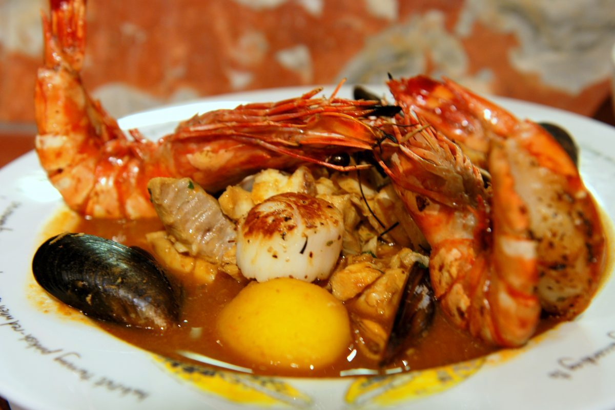 The Real French Bouillabaisse