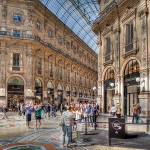 Milan Shopping Mecca