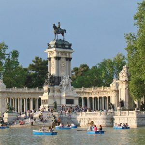Cool Breaks In Madrid