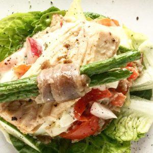 Salade Niçoise 'Bonito'