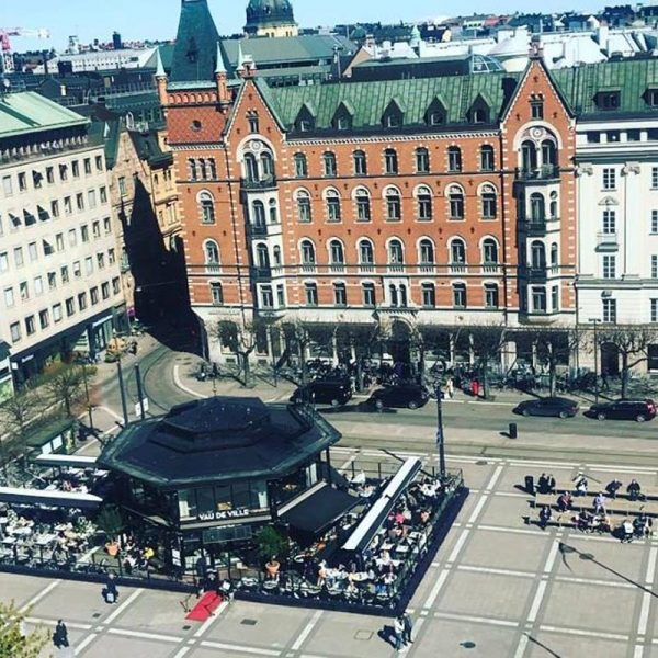 Vau De Ville, Stockholm