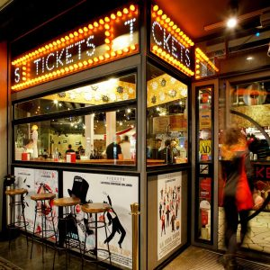 Albert Adrià's Tickets in Barcelona