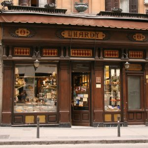 Casa LHardy, Madrid