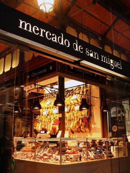 The Culinary History Of Madrid