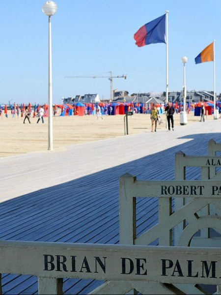 A Day in Deauville