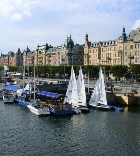 Europe's Most Beautiful Ports