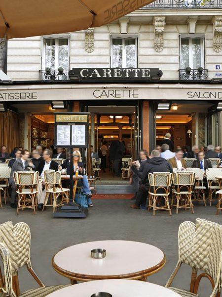 Pâtisserie/Salon du Thé Carette, Paris