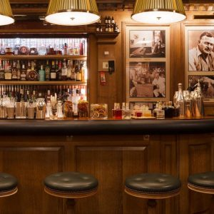 The Hemingway Bar, Paris