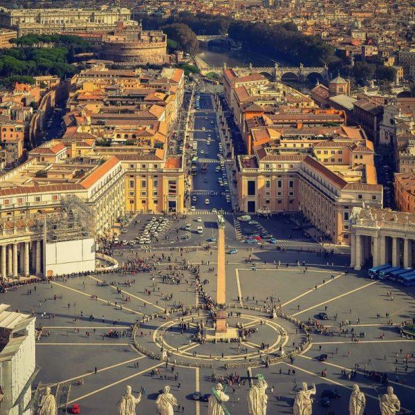 Destination Rome