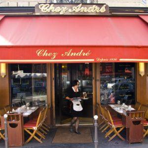 Chez André, Paris
