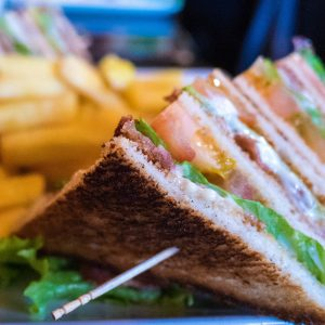 Best Club Sandwich in Paris