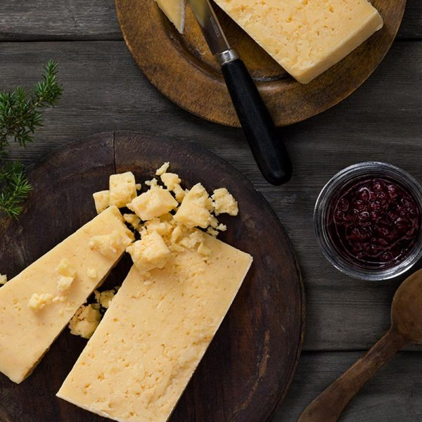 Sweden's Most Famous Cheese
