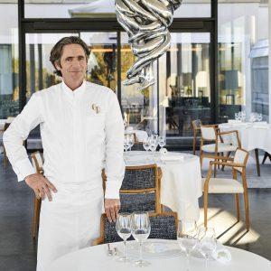 Gérald Passedat's New Restaurant in Provence