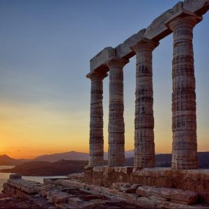 Cape Sounion, Athens
