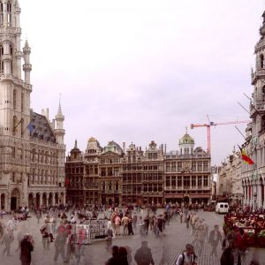 Grand Place/Grote Markt in Brussels