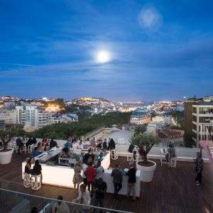 Best Terrace of Lisbon: Sky Bar