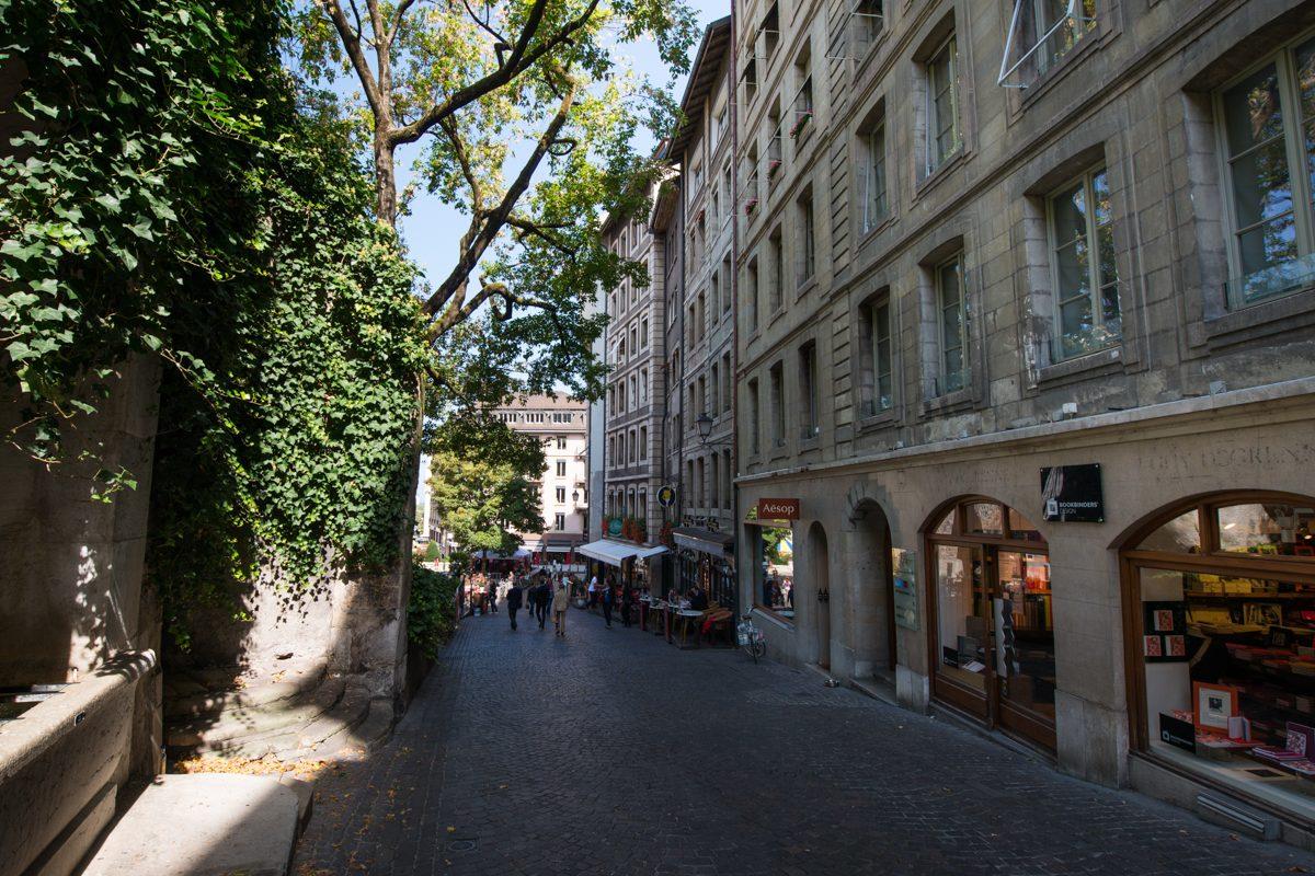 Shopping In Geneva