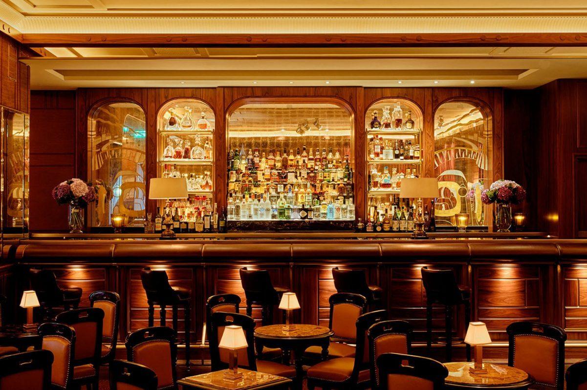 Le Bar Américain – Bon V