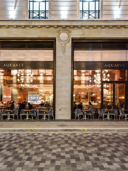 Aquavit London Restaurant